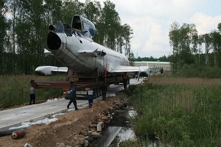 Перевозка самолетов