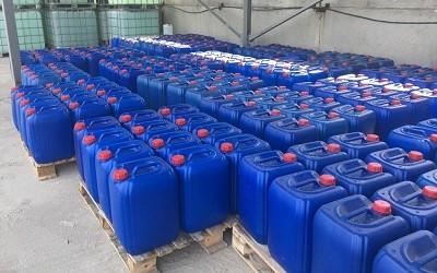 Перевозка перекиси водорода
