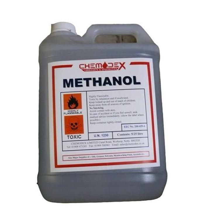 метанол в канистре