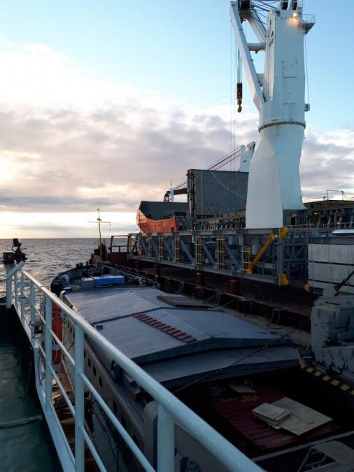 Перевозка нефтедобывающего оборудования