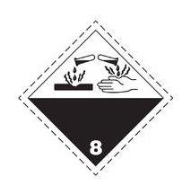 8 класс опасных грузов