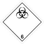 6 класс опасных грузов