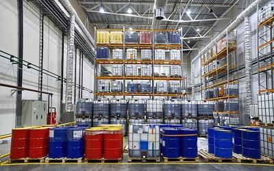 склад для хранения опасных грузов